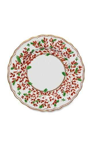 CeCe Barfield Home X Mily A Paris Holly Dinner Plate
