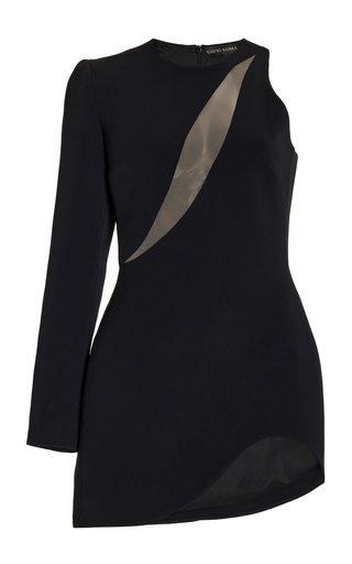 Asymmetric Cut Out Cady Mini Dress