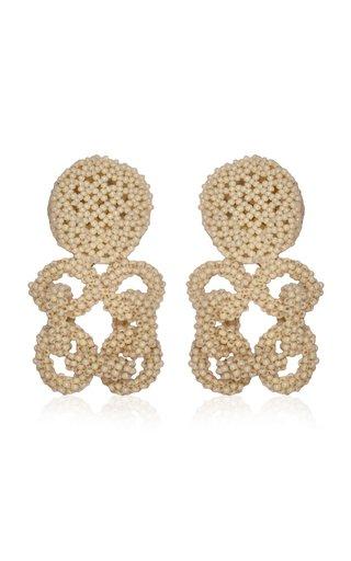 Glass Beaded Mystic Appeal Earrings