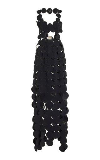 Pailette Maxi Dress