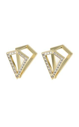 18K Yellow Gold Amparo Earrings