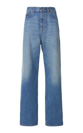 Valentino Archive Wide-Leg Jeans