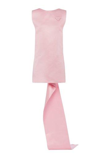 Silk Satin Mini Dress