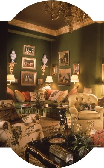 Mario Buatta Antiques for Moda Domus