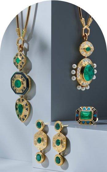 The Jewelry Edit: Muzo Emeralds