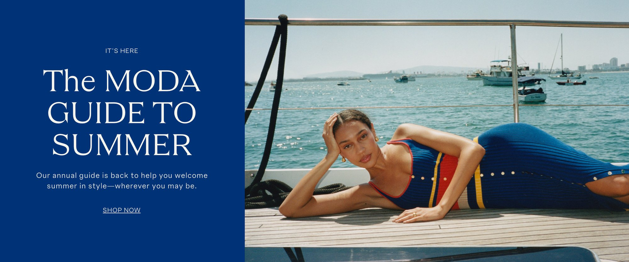 Moda Guide to Summer