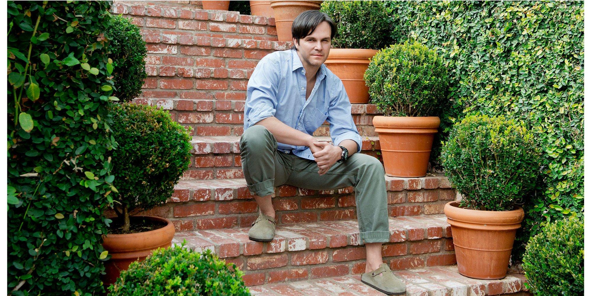 Mark D. Sikes, interior designer and blogger