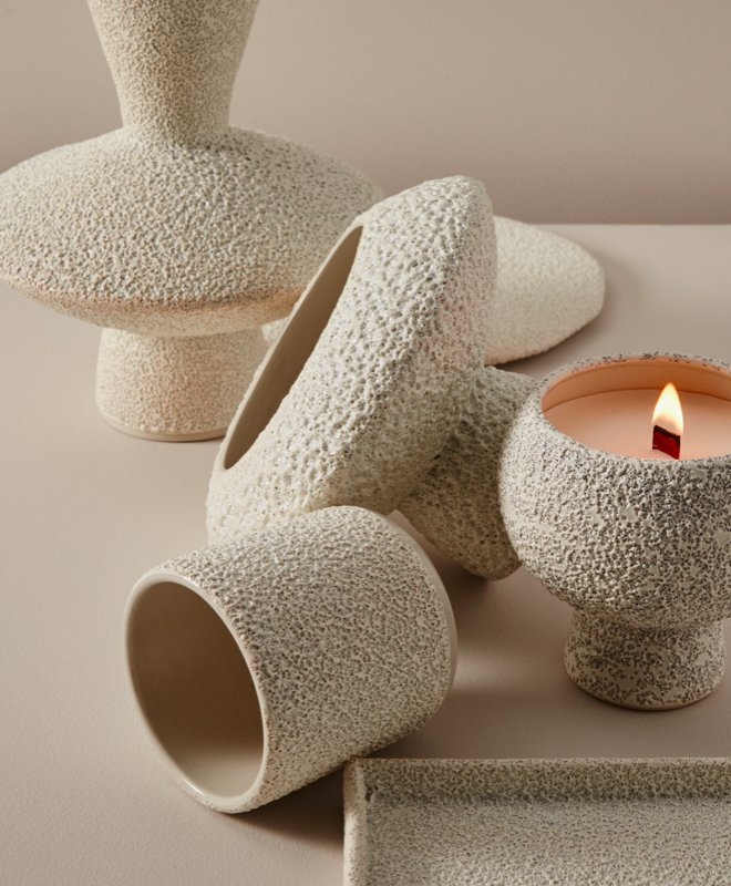Marloe Marloe candles and pots